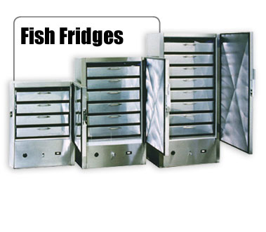 fish fridges