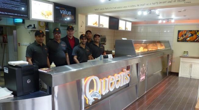 Queen's Design